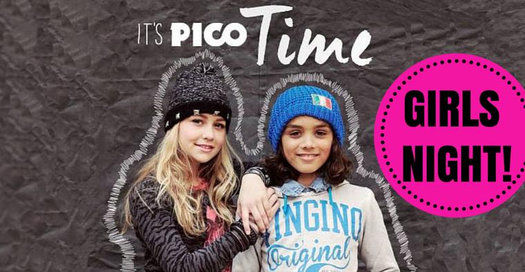 Fashionistas opgelet: Pico girls night!
