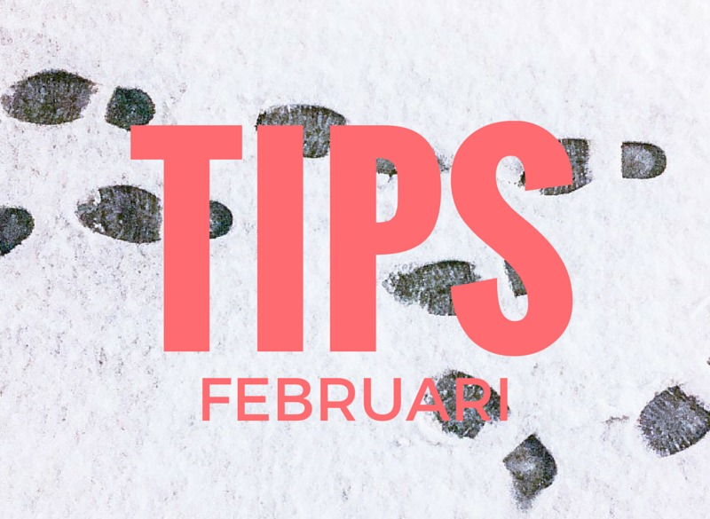 Februari tips