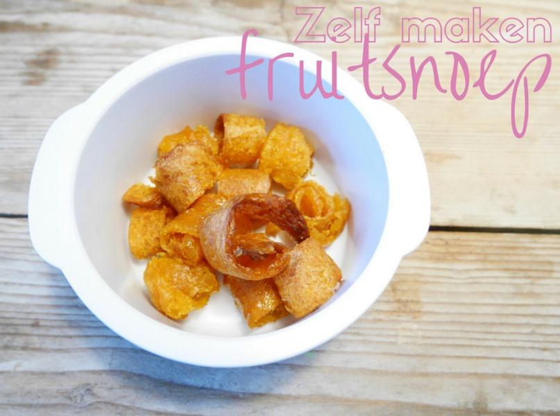 Zelf fruitsnoep maken