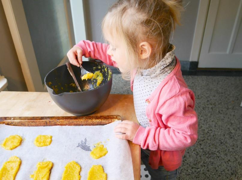 vettt fruitsnoepjes maken