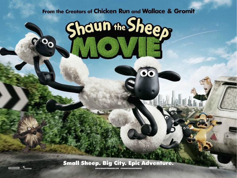 Shaun het schaap film
