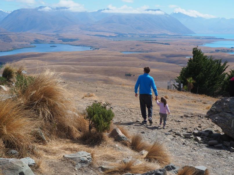 Nieuw-Zeeland met kinderenNieuw-Zeeland met kinderen