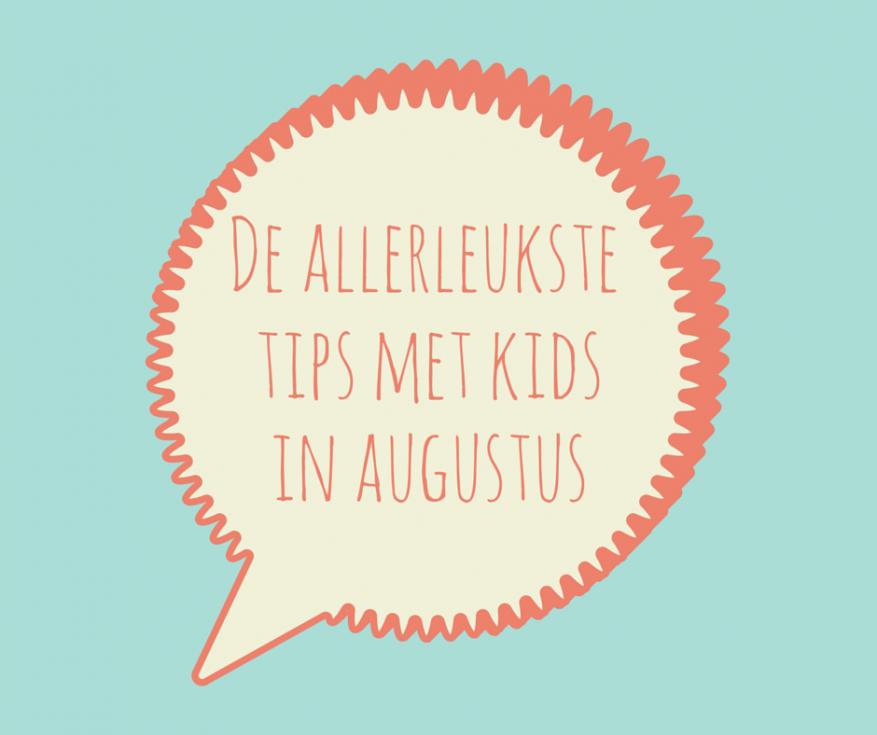 Tips met kids Twente