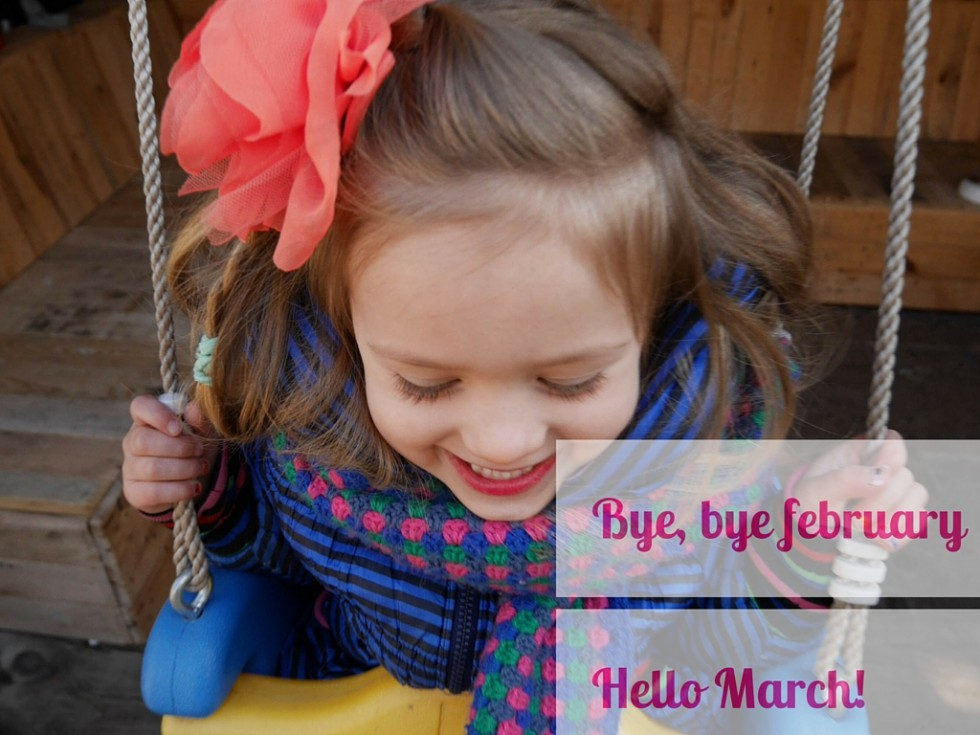Bye, bye february (1)