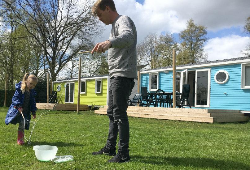 Vakantie met tieners, Het stoetenslagh