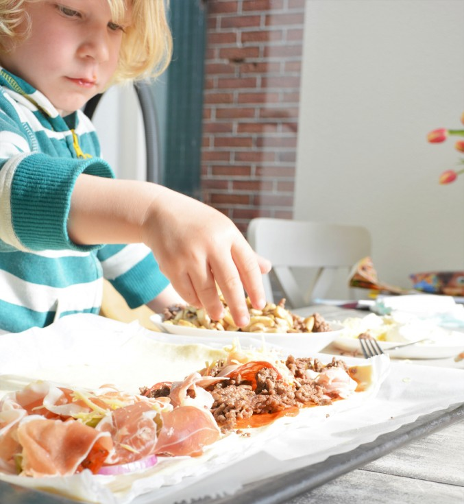 Top 5 gerechten voor kinderen