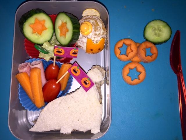 De leukste lunch