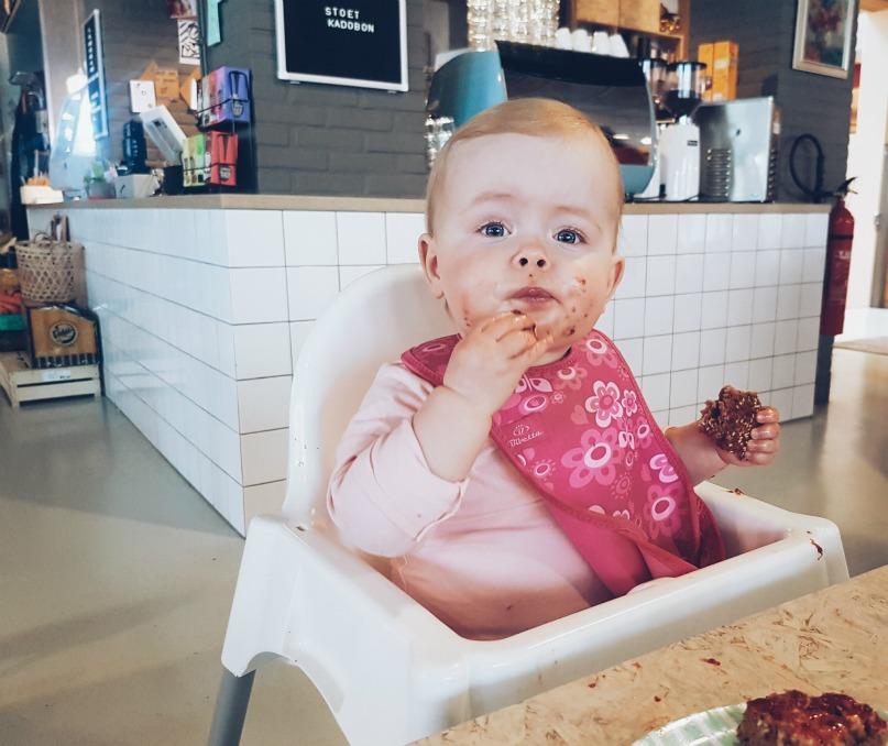 Horeca met baby Enschede