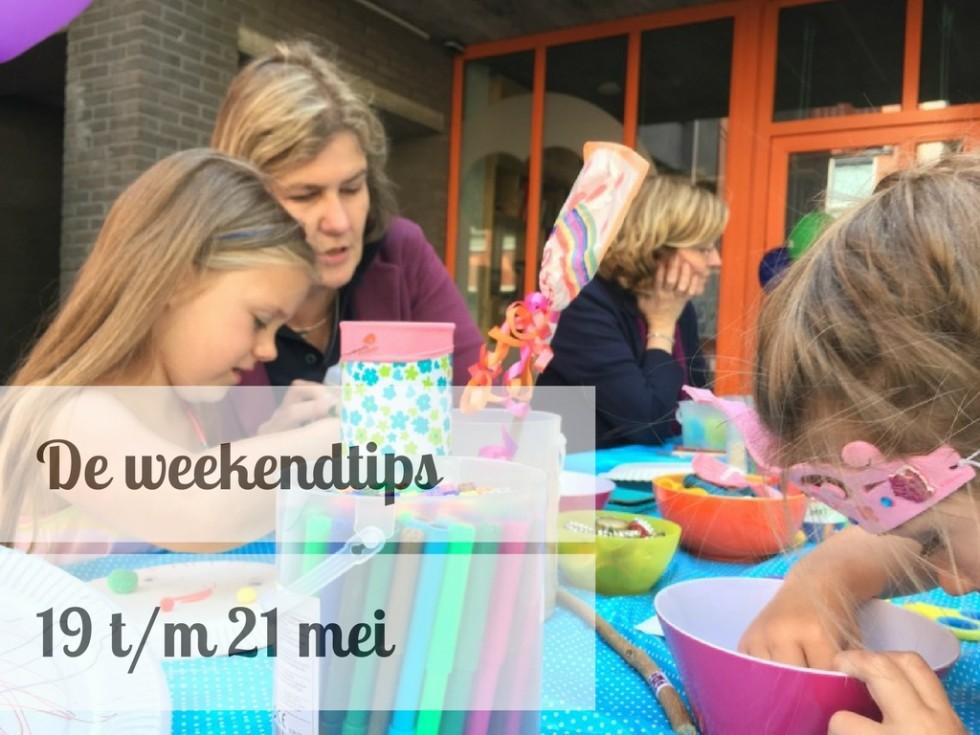 Weekendtips mei
