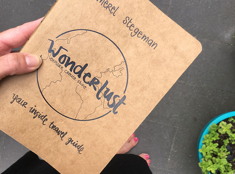 wonderlust travel journal