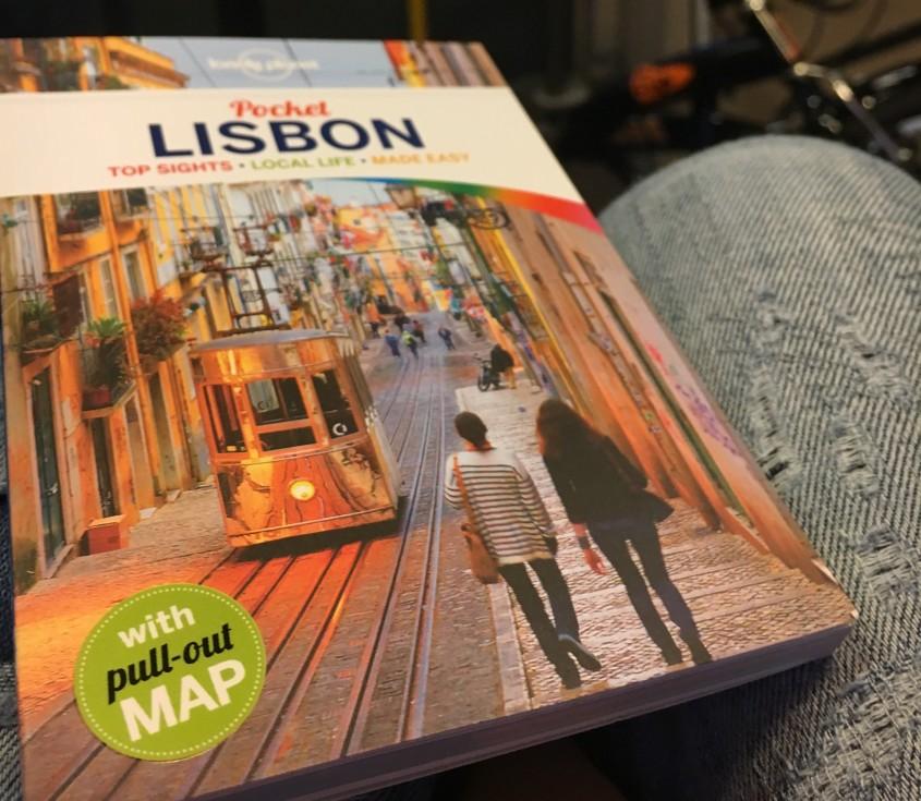 Persreis naar portugal