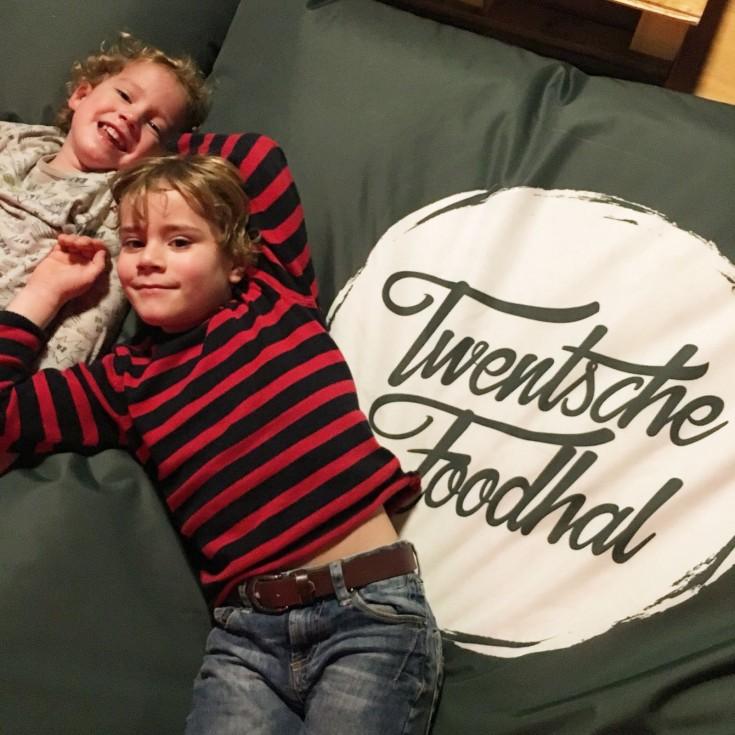 Uit eten met kinderen - Twentsche Foodhal