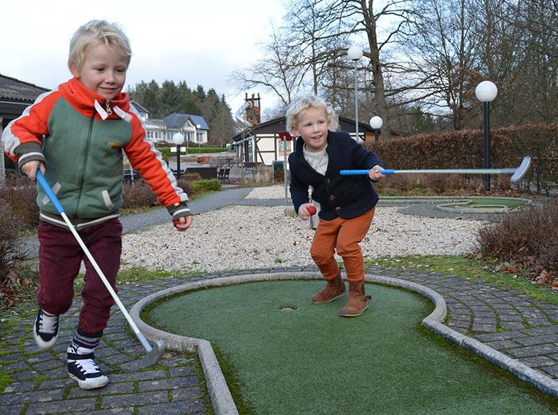 vakantieparken in Duitsland