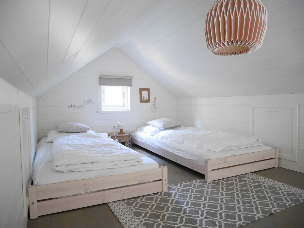 Huisje van hout
