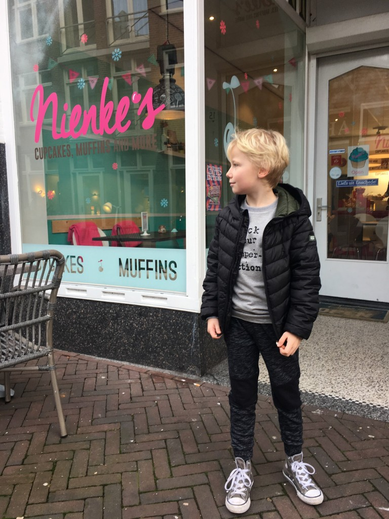 Cupcakes in Enschede