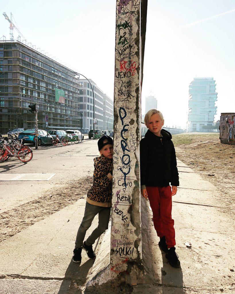 Berlijn met kinderen