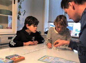 Junior gezelschapsspelletjes