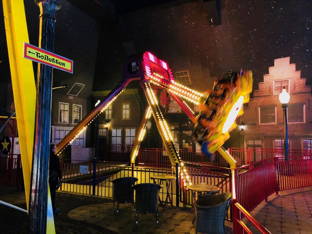 Kermisfeestje bij Preston Palace
