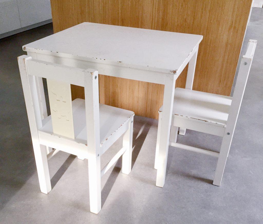 Ikea kinderzithoek pimpen
