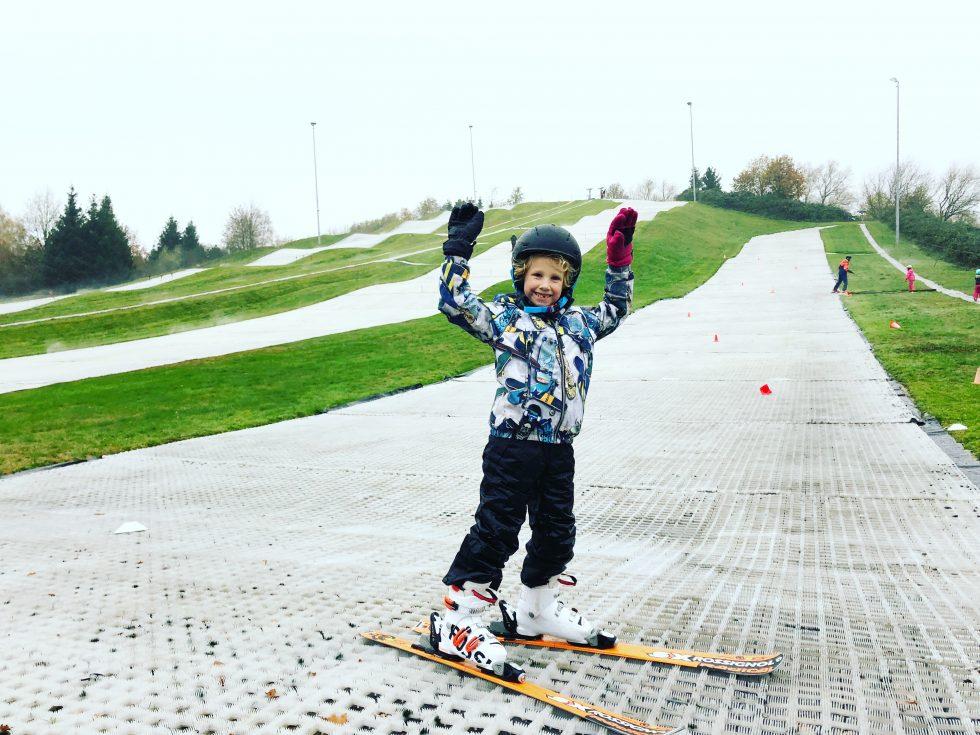 Skicentrum Moser in Enschede