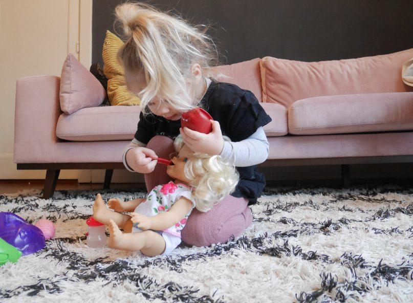 Cadeau voor een meisje van 3 jaar