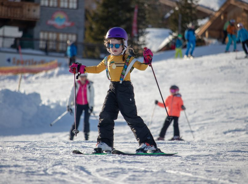 Wintersport met kleine kinderen