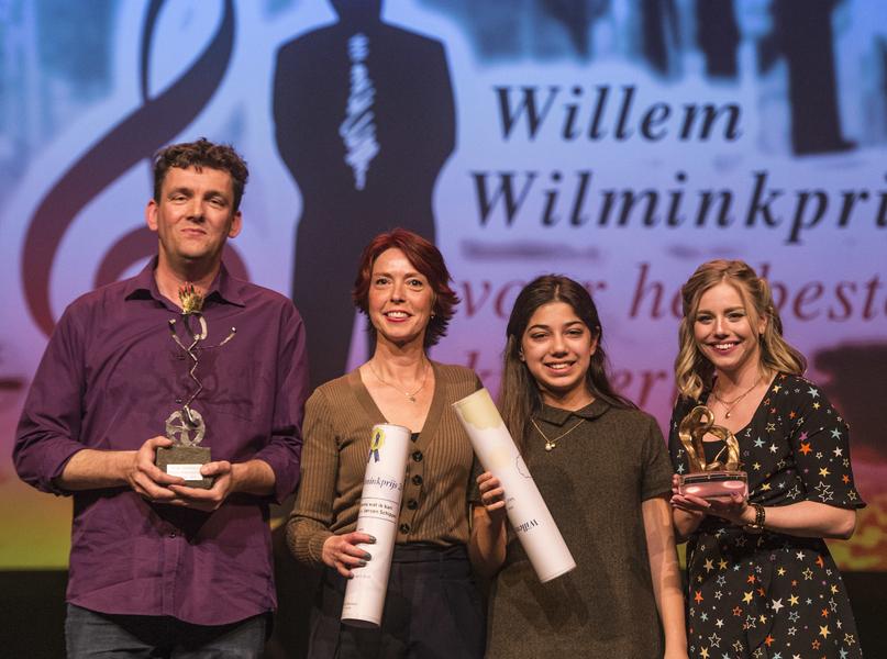 Willem Wilminkprijs Beste Kinderlied