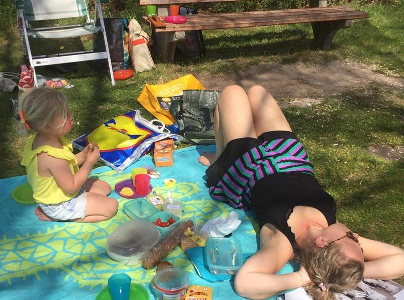 picknicken in twente