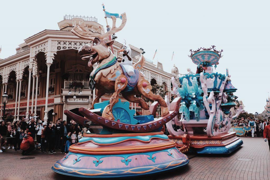 Disneyland Parijs met kleine kinderen