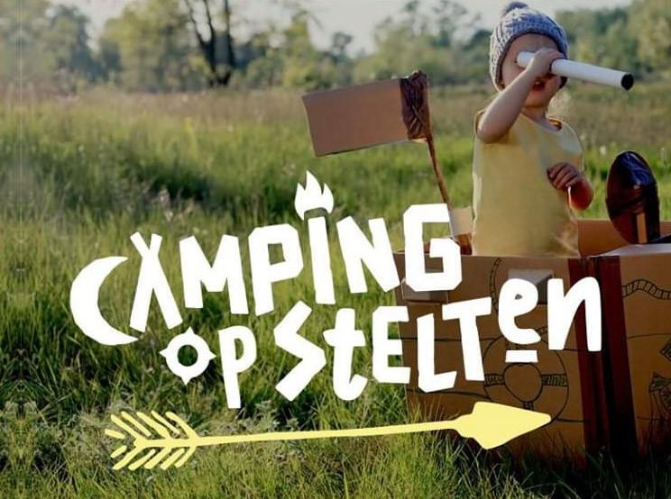 camping op stelten