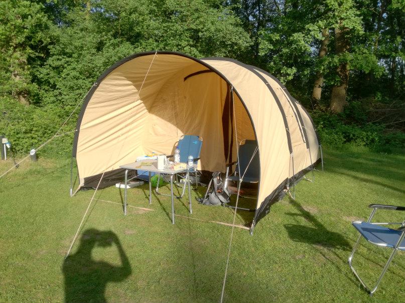 inpaktips voor een kampeervakantie voor een kampeervakantie