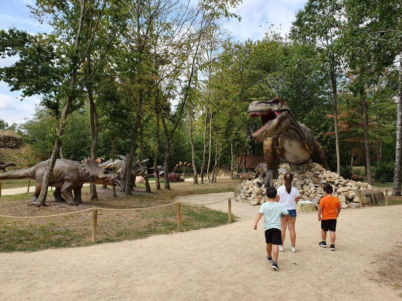 Dino Zoo Metelen Duitsland Vettt