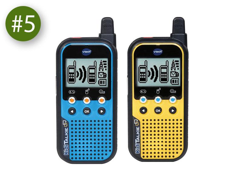KidieTalkie - walkietalkie
