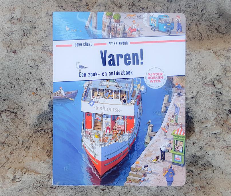 Kinderboekenweek: Varen, een kijk- en zoekboek