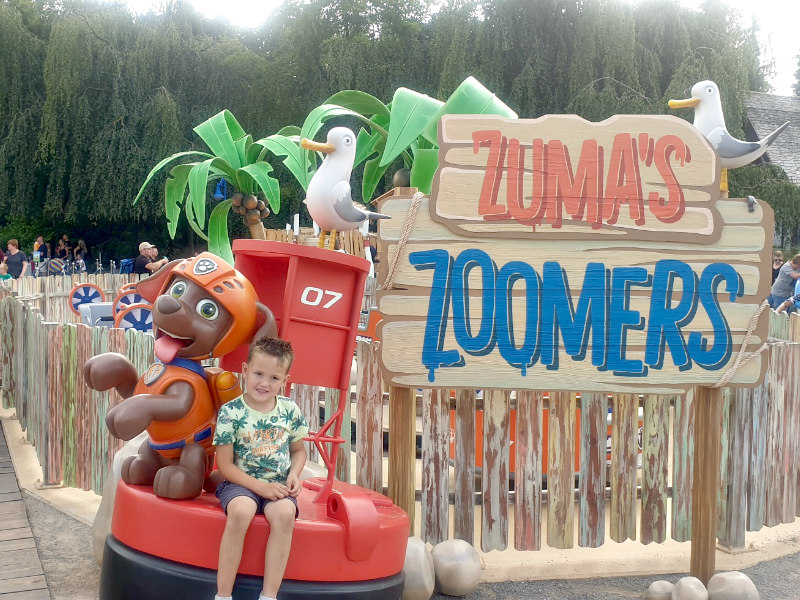 Zuma Zoomers Movie Park Germany