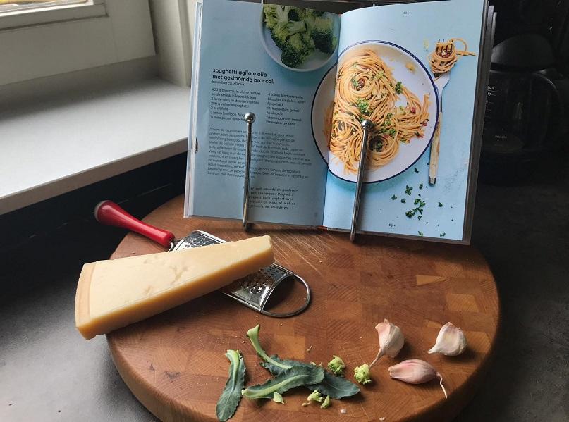 Om op te eten, review, kinderkookboek, kidsproof recept