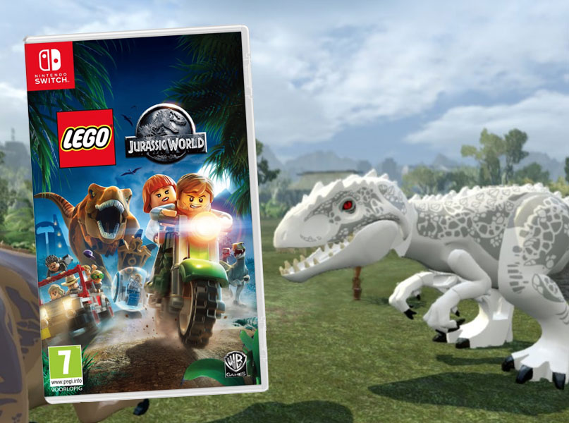 LEGO Jurassic World Nintendo Switch bol.com