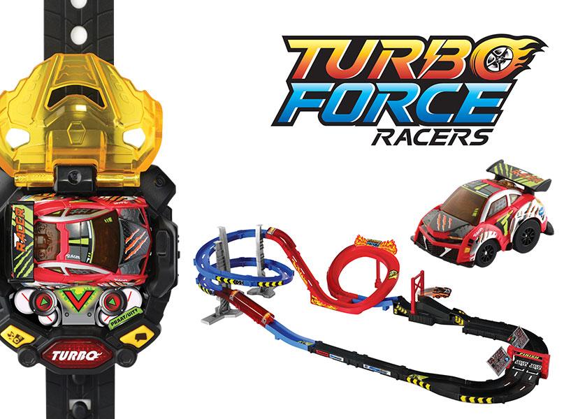 Turbo Force Racer - VTech racebaan