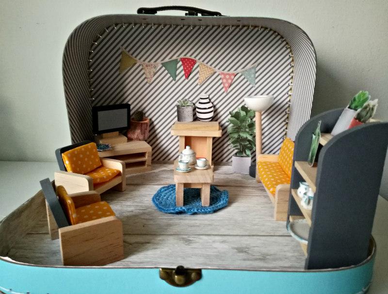 DIY poppenhuis