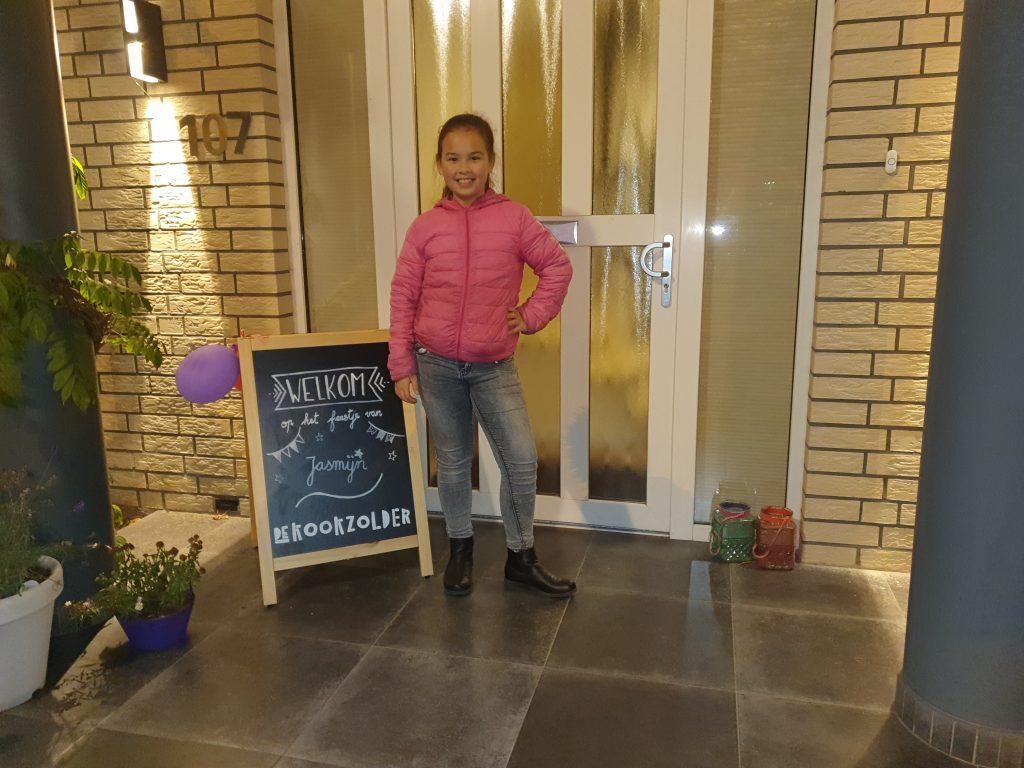 De Kookzolder Welkom op het kinderkookfeestje