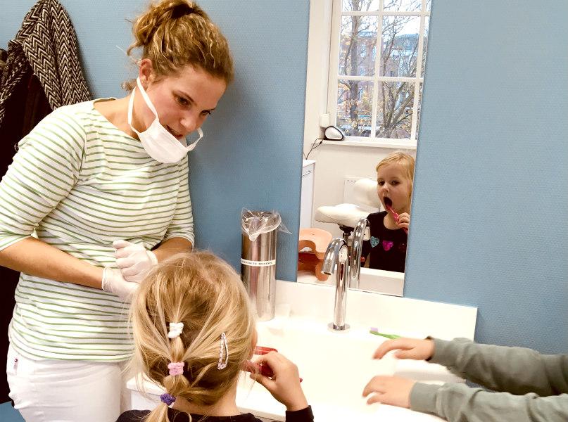 tandenpoetsen bij kinderen