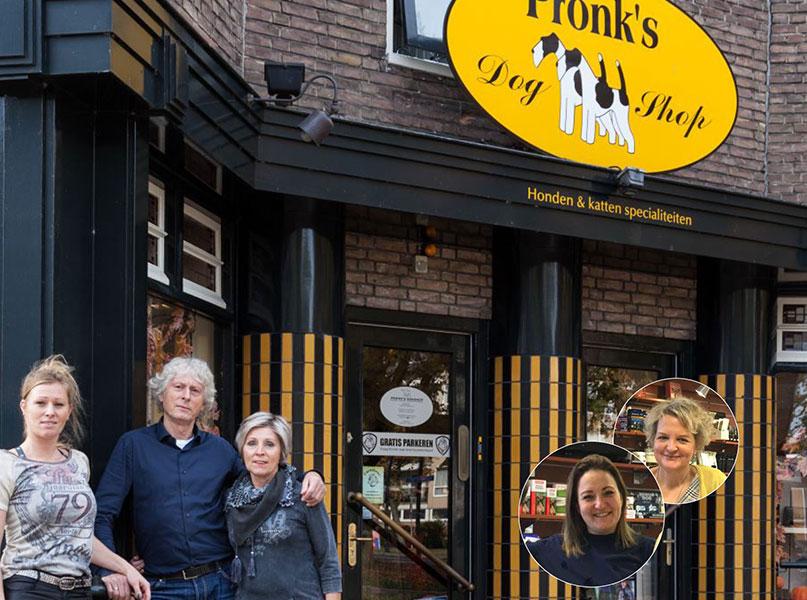 Pronk's Dogshop