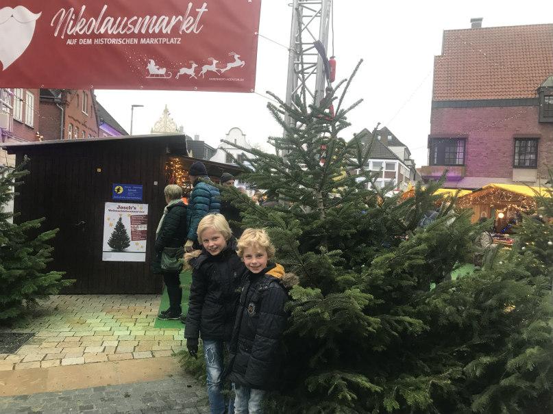 Kerstmarkt in Rheine