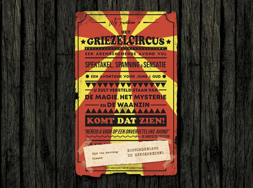 Griezelcircus