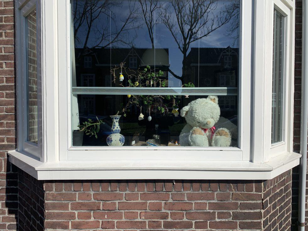 Op berenjacht in Twente