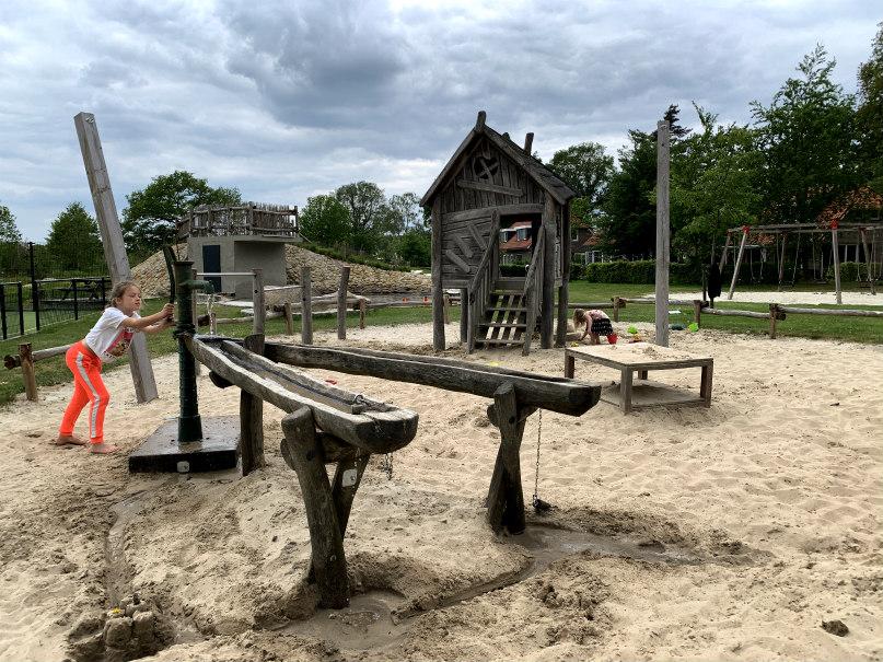 Speelruimte Vakantiepark Kleilutte