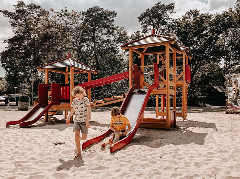 De Zandstuve speeltuin