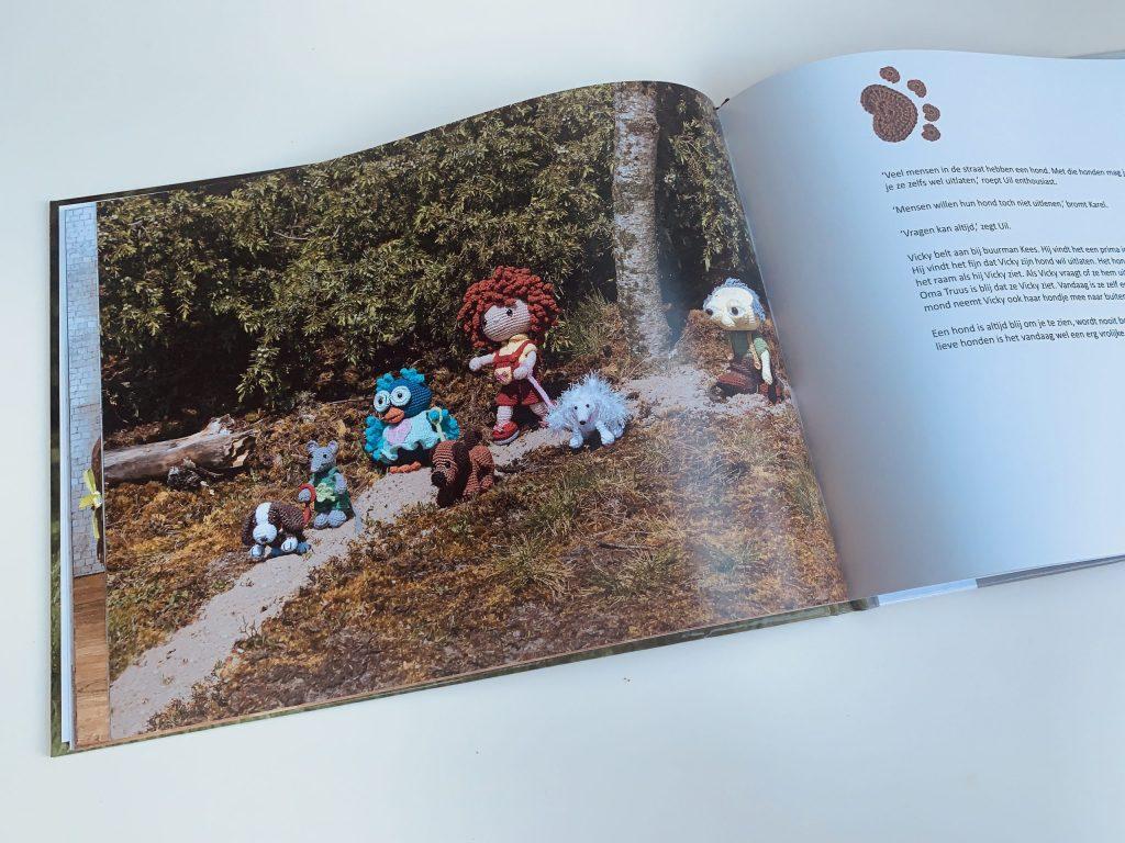 Kinderboek Mirjam Spitholt