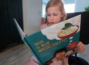 multicultureel kinderboek waar is mijn noedelsoep