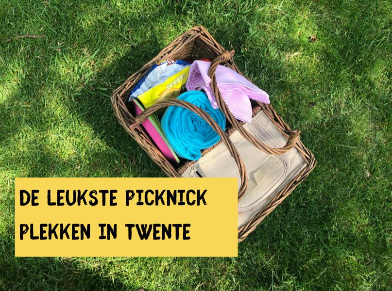 picknick plekken in twente